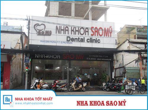 Nha khoa Sao Mỹ - 73 Phan Đình Phùng, Phường 17 , Phú Nhuận