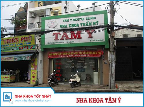 Nha Khoa Tâm Ý - 139 Nguyễn Văn Nghi, Phường 7 , Gò Vấp