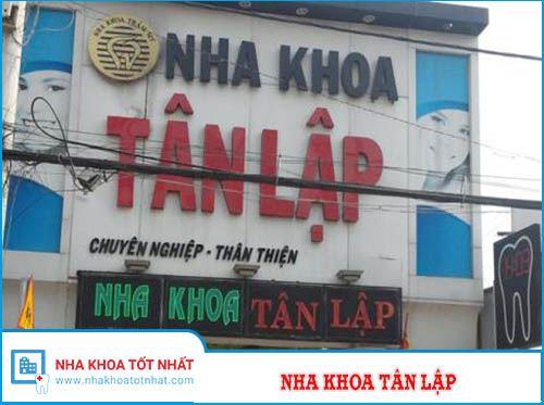 Nha khoa Tân Lập - 616 Nguyễn Duy Trinh, P. Bình Trưng Đông, Quận 2