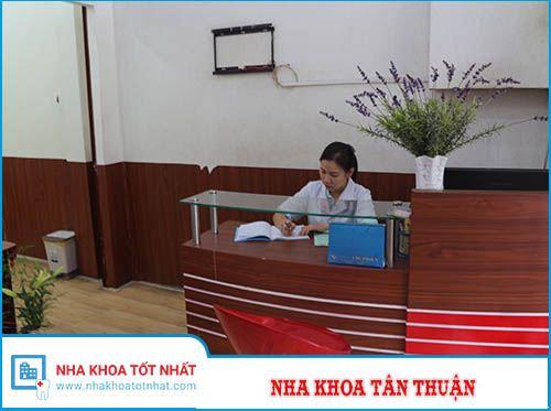 Nha Khoa Tân Thuận - 79/1C Phan Văn Hớn, P. Tân Thới Nhất, Quận 12