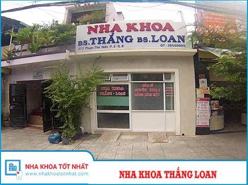 Nha khoa Thắng Loan - 627 Phạm Thế Hiển, Phường 4 , Quận 8