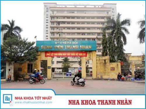 Bệnh viện Thanh Nhàn - 42 Thanh Nhàn, Hai Bà Trưng, Hà Nội