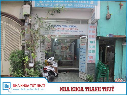 Nha Khoa Thanh Thủy - 74/33 Trương Quốc Dung, Phường 10, Phú Nhuận