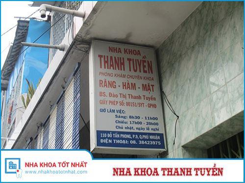Nha Khoa Thanh Tuyền - 110 Đỗ Tấn Phong, Phường 9, Phú Nhuận