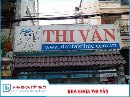 Nha Khoa Thi Vân - Y6 Hồng Lĩnh, Phường 15 , Quận 10