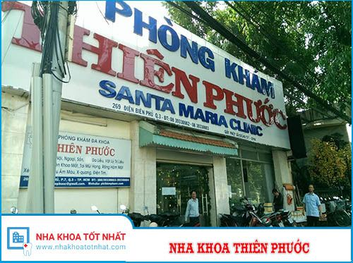 Nha Khoa Thiên Phước - 269 Điện Biên Phủ, Phường 7 , Quận 3