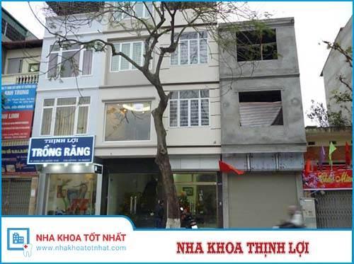 Nha Khoa Thịnh Lợi - 416 Ngọc Lâm, P. Gia Thụy, Quận Long Biên