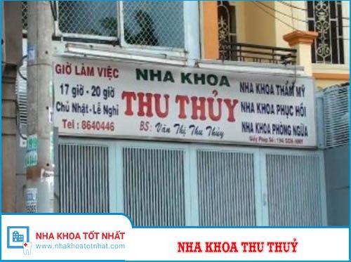 Nha khoa Thu Thủy - 304 Tân Sơn Nhì, Phường Tân Sơn Nhì, Tân Phú