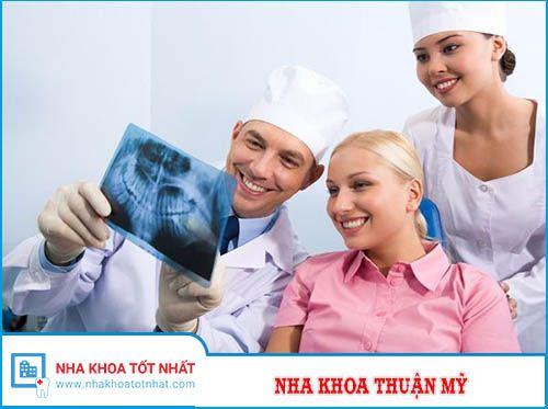 Nha khoa Thuận Mỹ - 143 Nguyễn Thị Nhỏ, Phường 16 , Quận 11
