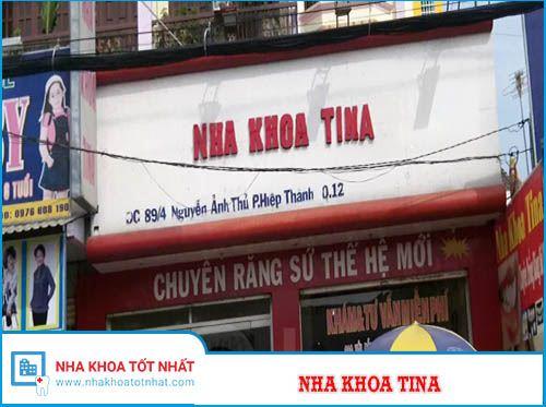 Nha khoa Tina - 89/4 Nguyễn Ảnh Thủ, Phường Hiệp Thành , Quận 12