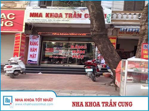 Nha Khoa Trần Cung - 39 Trần Cung, Quận Bắc Từ Liêm, Hà Nội