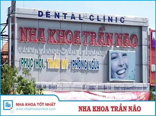 Nha Khoa Trần Não - 163 Trần Não, P.Bình An, Quận 2 - TP. HCM