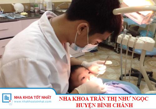 Nha Khoa Trần Thị Như Ngọc - A11/2, Quốc Lộ 50, Bình Hưng, Huyện Bình Chánh