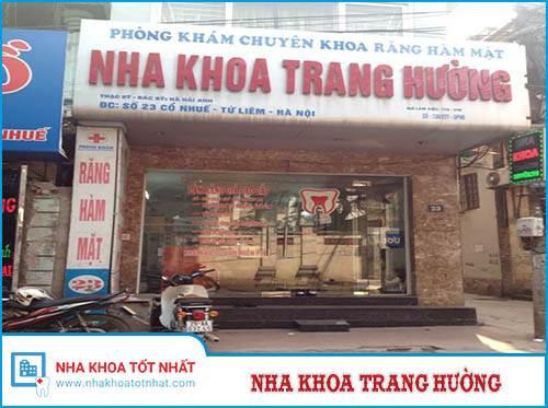 Nha Khoa Trang Hường - 23 Cổ Nhuế, Q. Bắc Từ Liêm, Hà Nội