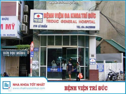 Nha khoa Trí Đức Số 217 - 219 Lê Duẩn, P. Nguyễn Du, Q. Hai Bà Trưng