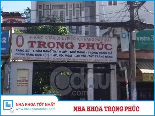 Nha Khoa Trọng Phúc - 483 Huỳnh Tấn Phát , P. Tân Thuận Đông, Q. 7