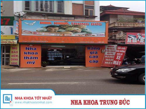 Nha khoa Trung Đức - 93 Phùng Hưng, Phúc La, Hà Đông
