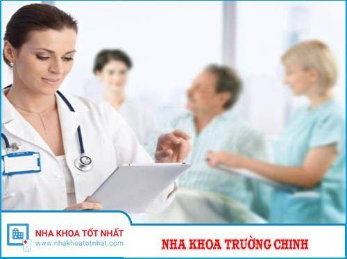 Nha khoa Trường Chinh - 440 Trường Chinh, Phường 13, Tân Bình