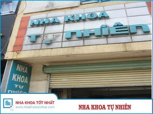 Nha khoa Tự Nhiên - 412D Lê Văn Sỹ, Phường 2 , Tân Bình