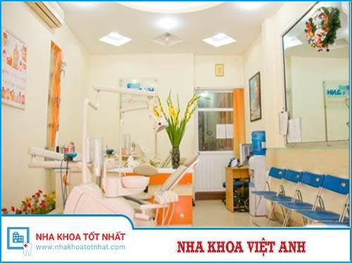 Nha khoa Việt Anh- 6/259 Xã Đàn, Quận Đống Đa, Hà Nội