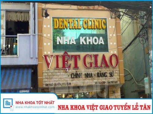 Nha Khoa Việt Giao Tuyển Lễ Tân Nha Khoa