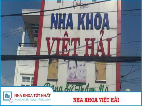 Nha Khoa Việt Hải - 284 Tô Ngọc Vân, P. Linh Đông, Thủ Đức