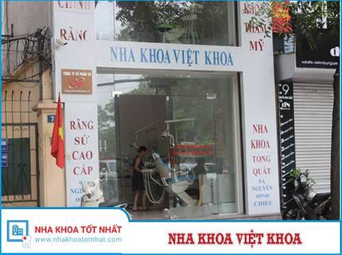Nha Khoa Việt Khoa - 9A Nguyễn Đình Chiểu, P. Lê Đại Hành, Hai Bà Trưng