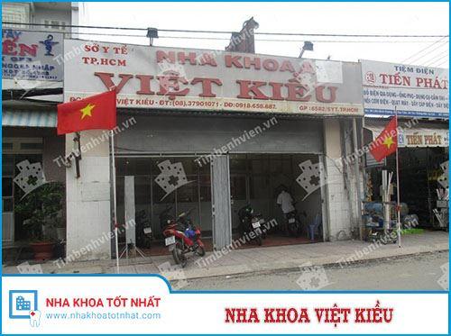 Nha khoa Việt Kiều - 8 Liêu Bình Hương, Xã Tân Thông Hội, H. Củ Chi