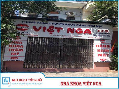 Nha Khoa Việt Nga - 115 Vũ Xuân Thiều, Quận Long Biên