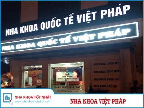 Nha khoa Việt Pháp - 24 Trần Duy Hưng, Cầu Giấy