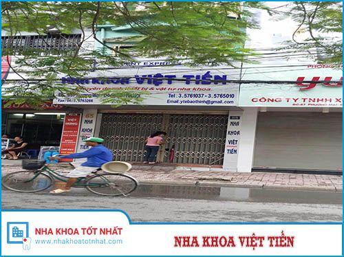 Nha khoa Việt Tiến - 65 Phương Mai, P. Phương Mai, Q. Đống Đa