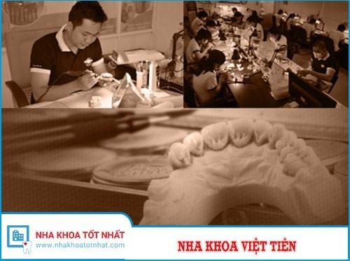 LaBo Việt Tiên - 55 Trần Văn Quang, P.10, Q.Tân Bình