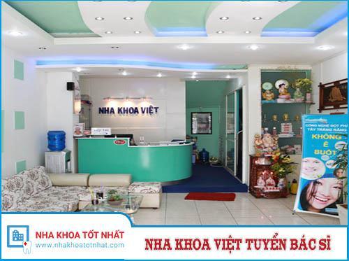 Công ty TNHH Nha Khoa Việt Tuyển Bác Sĩ