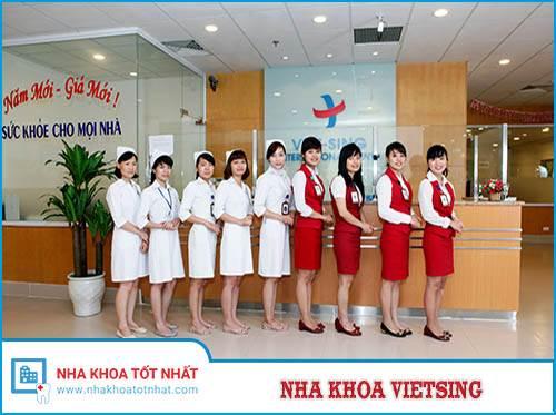 Bệnh viện Vietsing  - Pacific Place 83B Lý Thường Kiệt, Hoàn Kiếm