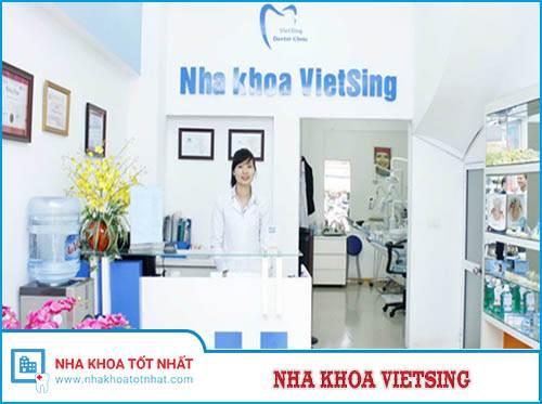 Nha Khoa Việt Sing - 247 Trần Đại Nghĩa, Hai Bà Trưng, Hà Nội