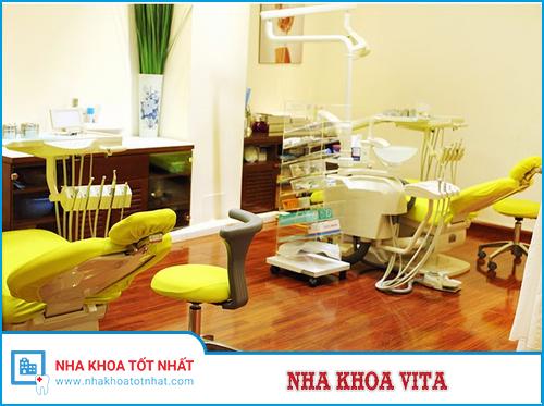 Nha khoa Vita - 339A Nguyễn Đình Chiểu, Phường 5, Quận 3, TPHCM