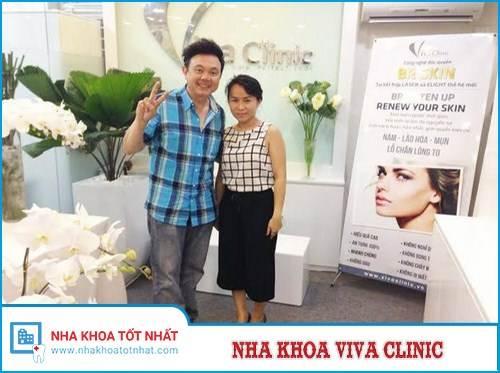 Nha khoa Viva Clinic - 50 Trần Khắc Chân, P. Tân Định, Q. 1, Tp. HCM