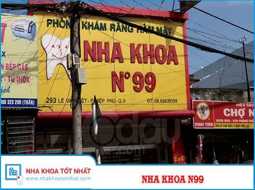 Nha khoa N 99 - 293 Lê Văn Việt, Phường Hiệp Phú , Quận 9
