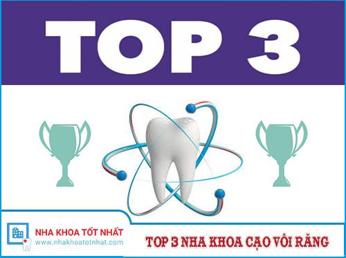 [REVIEW] Top 3 Nha Khoa Cạo Vôi Răng Tại Hà Nội