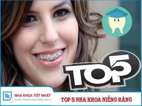 [REVIEW] Top 5 Nha Khoa Chỉnh Nha - Niềng Răng Tại TPHCM