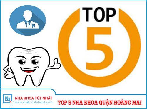 [REVIEW] Top 5 Nha Khoa Quận Hoàng Mai