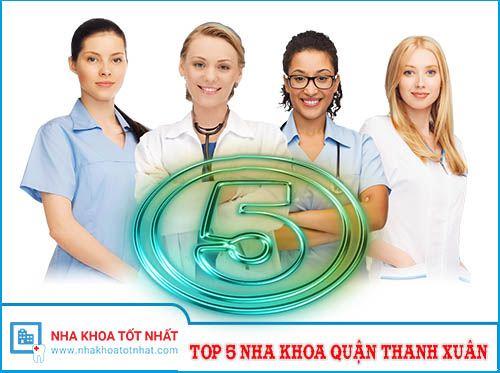 [REVIEW] Top 5 Nha Khoa Quận Thanh Xuân