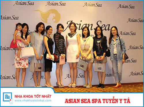 Asian Sea Spa & Beauty Clinic Tuyền Y Tá