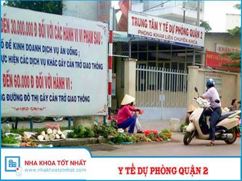 Y Tế Dự Phòng Quận 2 - 72 Nguyễn Duy Trinh, P. Bình Trưng Tây, Quận 2